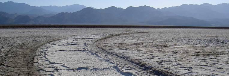 Salt Creek, Death Valley National Park.